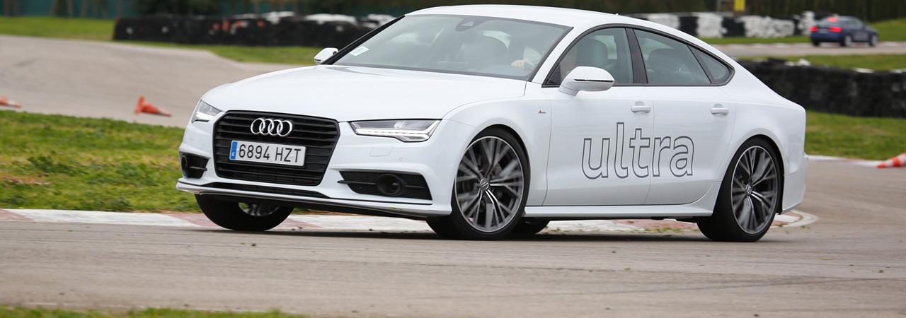 Gama Audi Ultra: los A6 y A7 Sportback