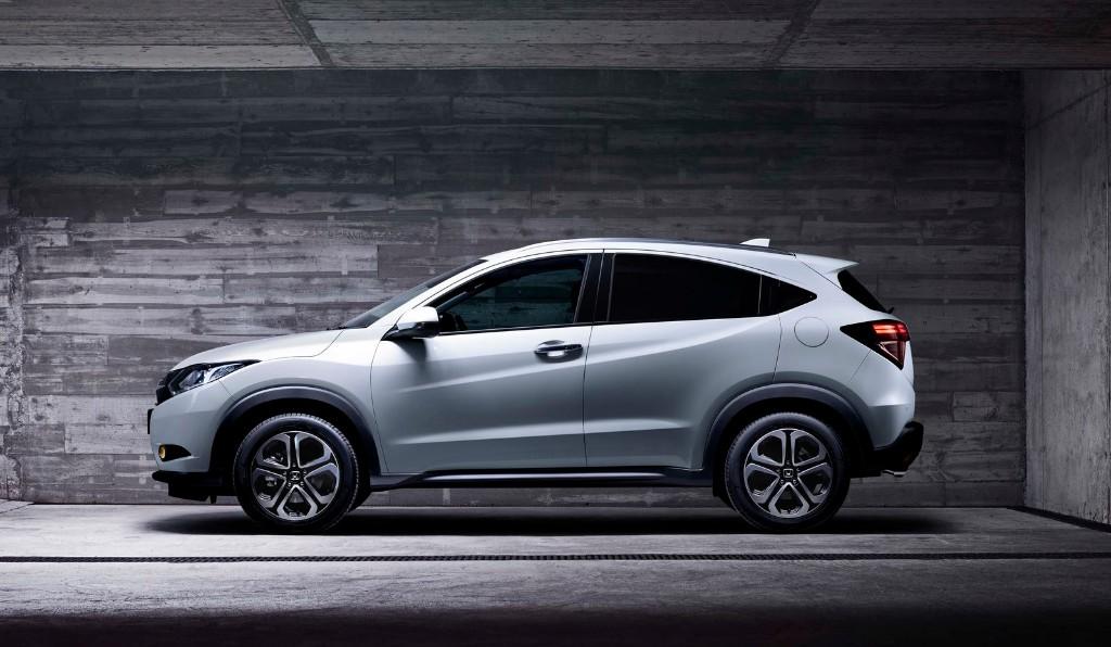 Honda HR-V 2015, al detalle