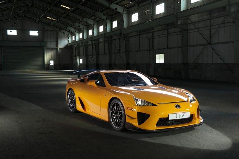 El Lexus LFA se queda sin sucesor por el momento