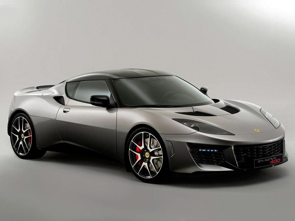 Lotus Evora 400, un superdeportivo puro y concentrado