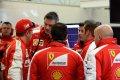 Ferrari rebaja la euforia tras el test de Jerez