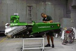 Caterham dice adiós definitivamente a la Fórmula 1