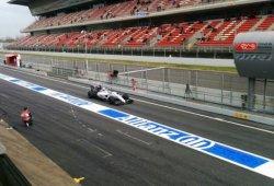 Día 5 de test F1 en Montmelo: Massa marca el mejor tiempo de la pretemporada