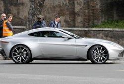 El Aston Martin DB10 durante el rodaje de Spectre (con vídeo)