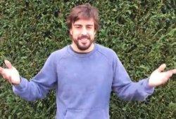 Vídeo: Fernando Alonso tranquiliza: ''Estoy completamente bien. Gracias a todos''
