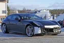 Ferrari FF 2016, 'restyling' en camino ¿también con motor V8 turbo?