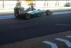 Jornada 6 de test de F1 en Montmeló: Aplastante superioridad de Mercedes y McLaren avanza