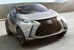 Lexus LF-SA Concept, la nueva y extraña criatura japonesa se adelanta