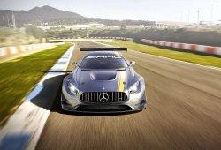 Mercedes-AMG GT3, filtrado en todo su esplendor