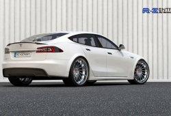 Tesla Model S P85D, más agresivo gracias a RevoZport