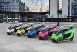Toyota i-ROAD protagonizará un servicio de vehículo compartido en Tokio