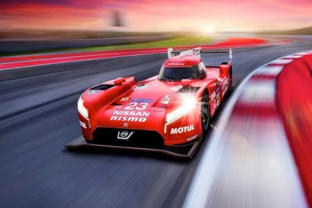 Lucas Ordóñez participará con el Nissan GT-R LM en la máxima categoría de las 24 Horas de Le Mans