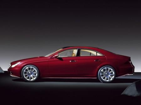 Mercedes-Benz CLS, el pionero de un nuevo segmento