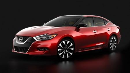 Nissan Maxima 2016, nueva generación con mucho diseño