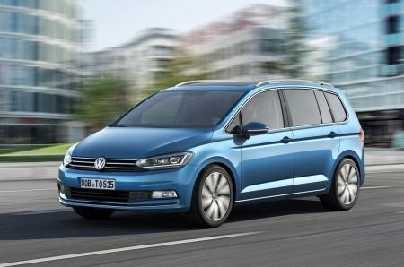 Volkswagen Touran 2015, más estilo para el monovolumen alemán