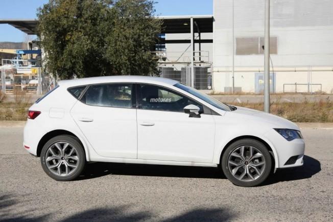 Seat SUV 2016, nuevas fotos espía de la 'mula' de pruebas