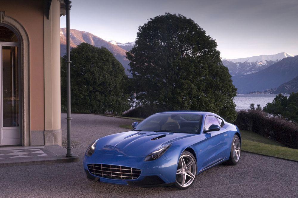 Berlinetta Lusso Concept, desvelado antes de su debut en Ginebra
