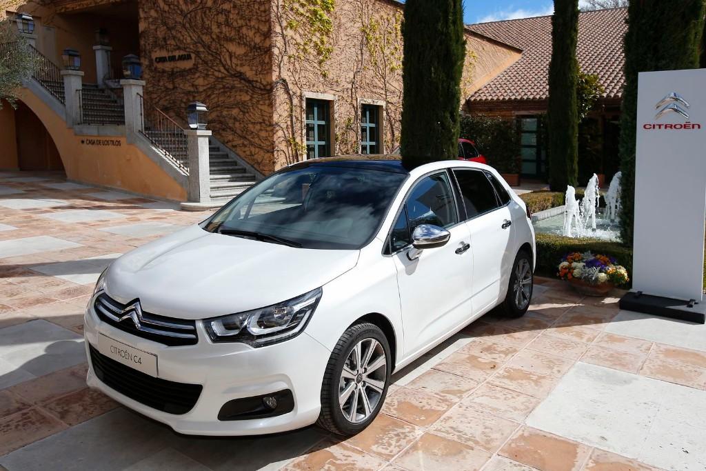 Citroën C4 2015, ya a la venta: estos son sus precios para España