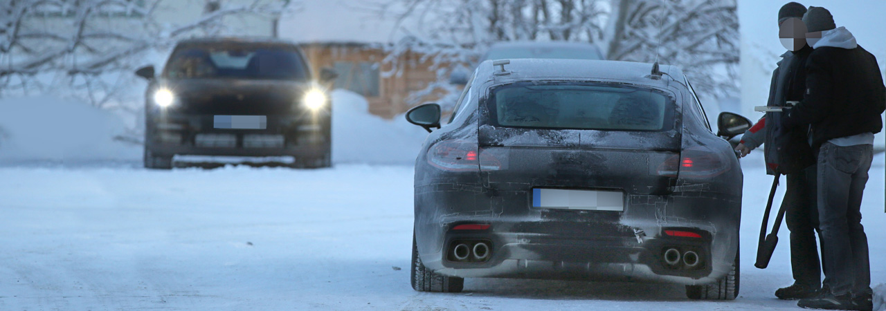 Jaguar F-Pace, Renault Megane 2016, Ferrari FF, Range Rover hybrid: Fotos espía Febrero 2015