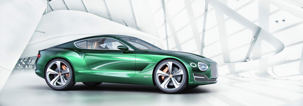 Bentley EXP 10 Speed 6 Concept, un nuevo estilo de diseño y movilidad