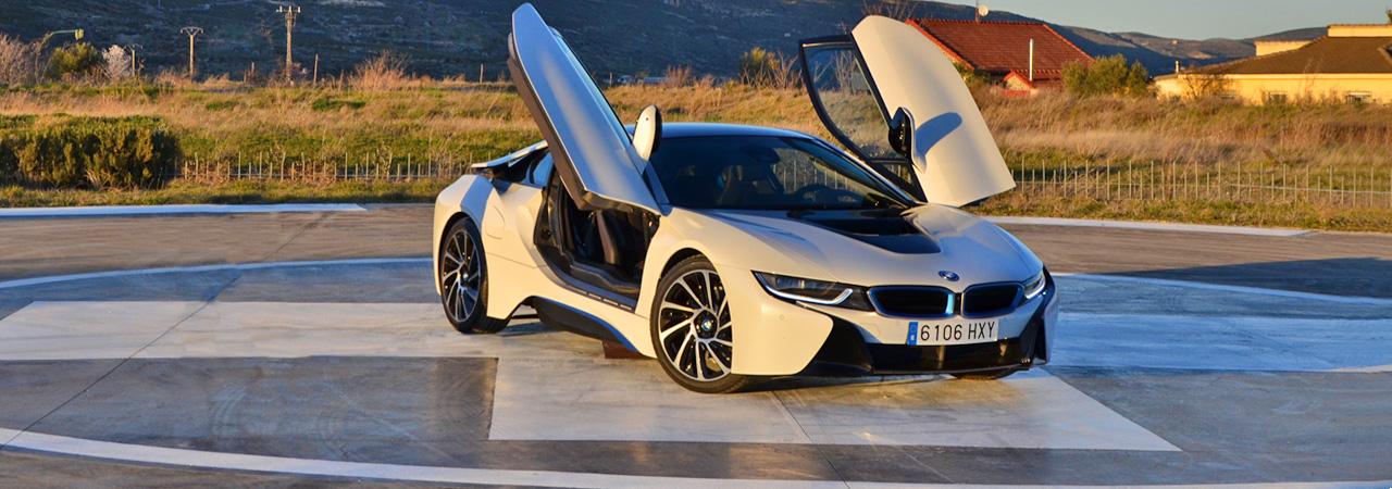 Prueba BMW i8: ¡Bienvenidos al futuro de la deportividad! (I)