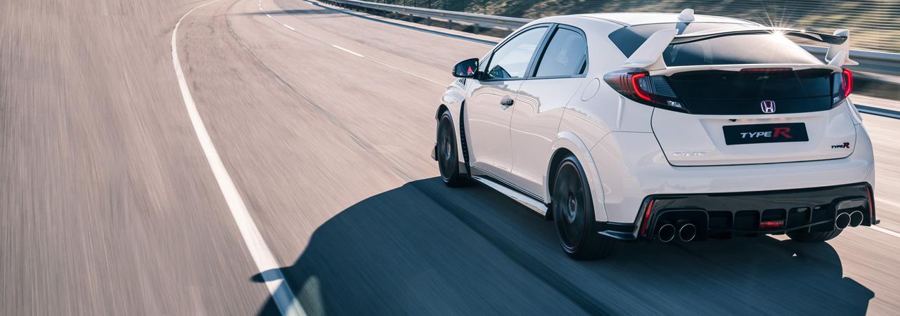 El Honda Civic Type R llegará en verano con 310 cv