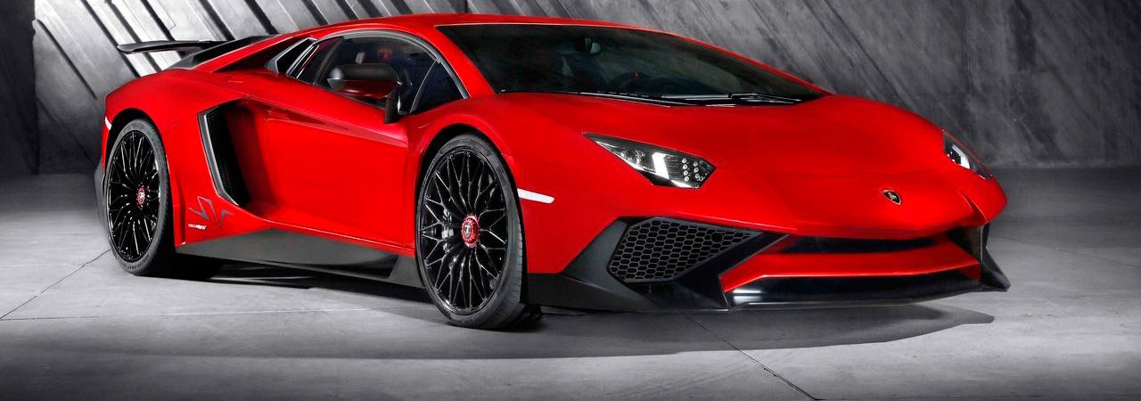 Lamborghini Aventador LP750-4 SV, sencillamente espectacular