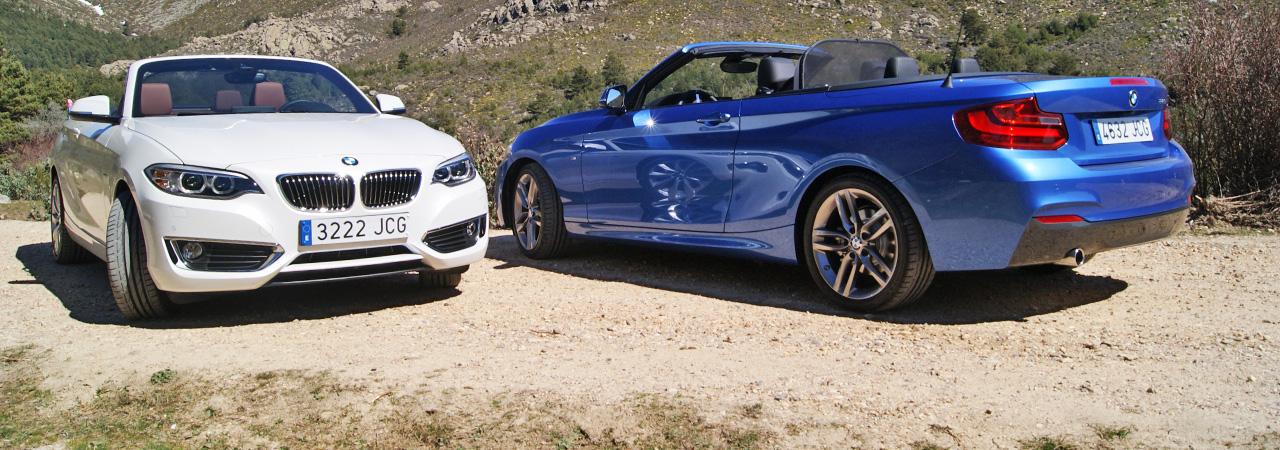 Presentación BMW Serie 2 Cabrio, primeras impresiones