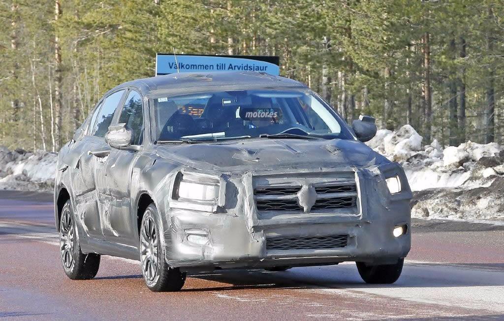 El Fiat Linea 2016 se deja ver por primera vez