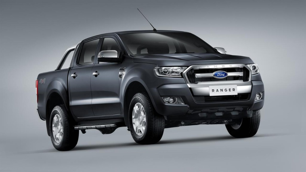 Ford Ranger 2015, facelift para el pick up americano