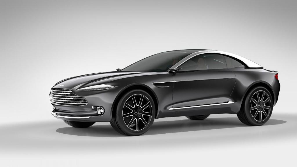 Aston Martin DBX, anticipando el futuro del coche de lujo