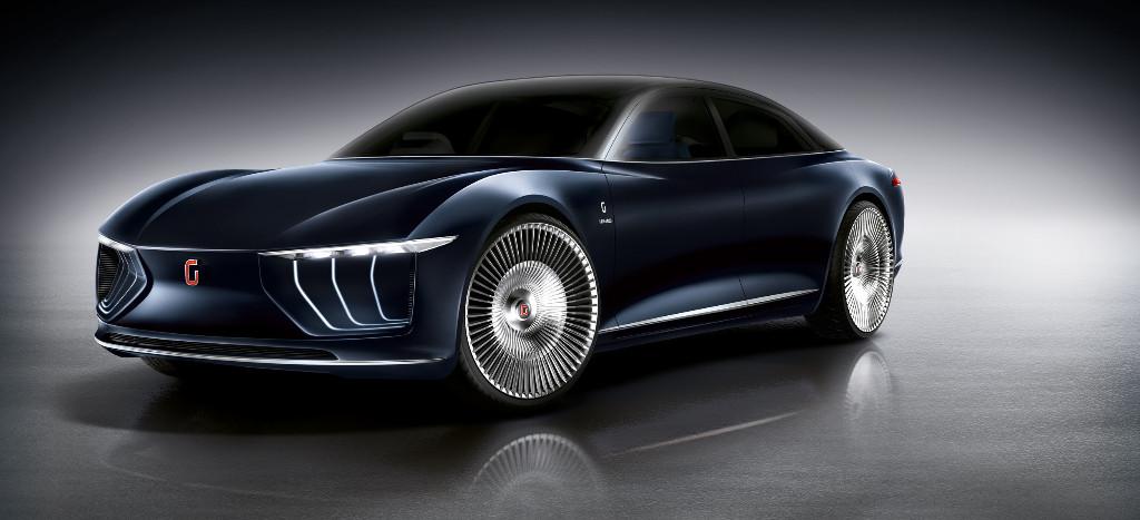 Italdesign Giugiaro GEA: 100% eléctrico y autónomo