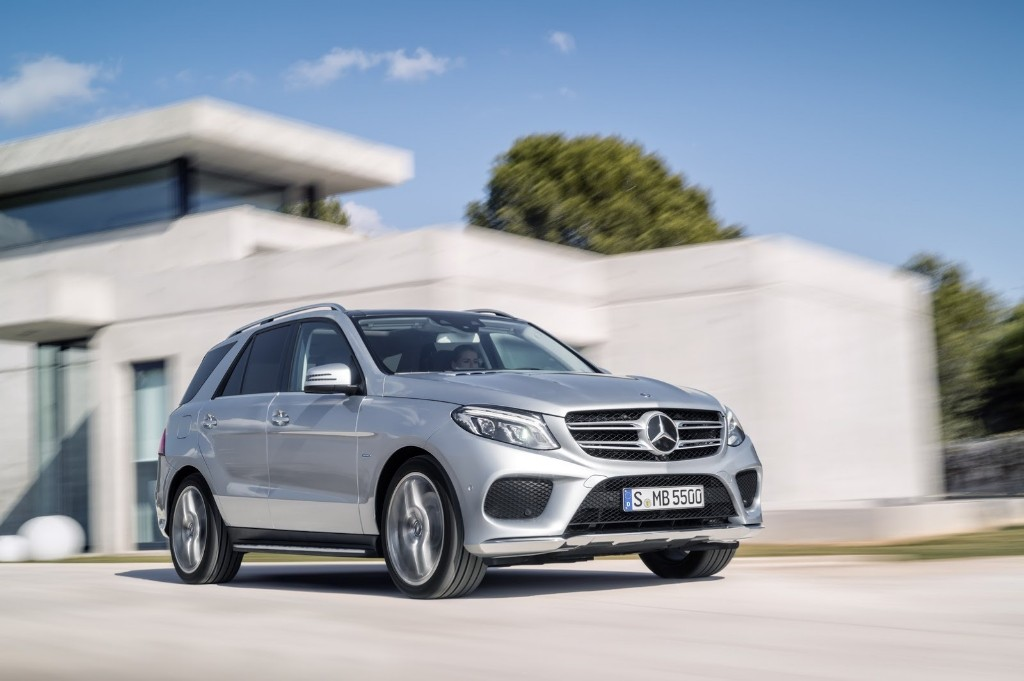 Mercedes GLE 2016, toda la información antes de su estreno en Nueva York