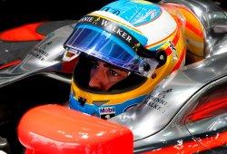 Alonso, con sensaciones positivas pese al abandono