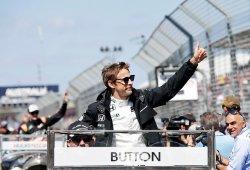 Button asegura que no hay nada raro en la dirección del McLaren-Honda