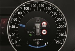 Despreocúpate de las señales con el Limitador Inteligente de Velocidad de Ford