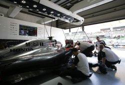 McLaren, obligado a cambiar el motor de Button