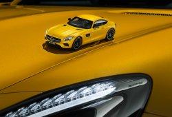 Comprar un Mercedes AMG GT por 35 euros es posible, con estas miniaturas a escala