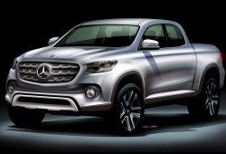Mercedes tendrá su primera pickup antes de 2020