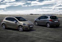 El Peugeot 208 estrena colores texturados inéditos
