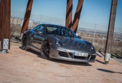 Porsche 911 Carrera 4 GTS (II): Análisis técnico