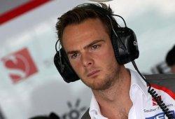 Sauber pierde la apelación, pero el 'caso Van der Garde' no ha acabado