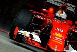Vettel rompe la hegemonía de Mercedes y Ferrari vuelve a ganar