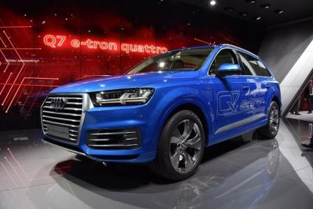 Audi Q7 e-tron 3.0 TDI quattro, la máxima eficiencia en formato SUV
