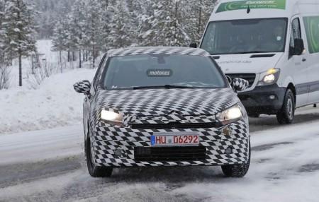 Avistada la versión low-cost de Citroën, podría llegar a Europa