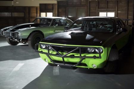 Los coches de Fast & Furious 7 (A todo gas), toda la información y fotos