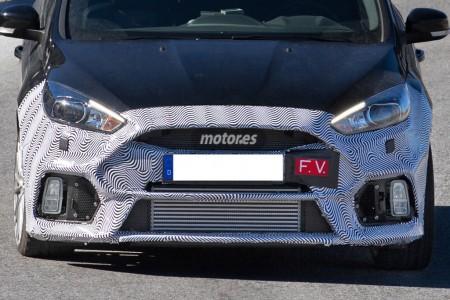 ¿Estos Focus RS tienen 350cv?