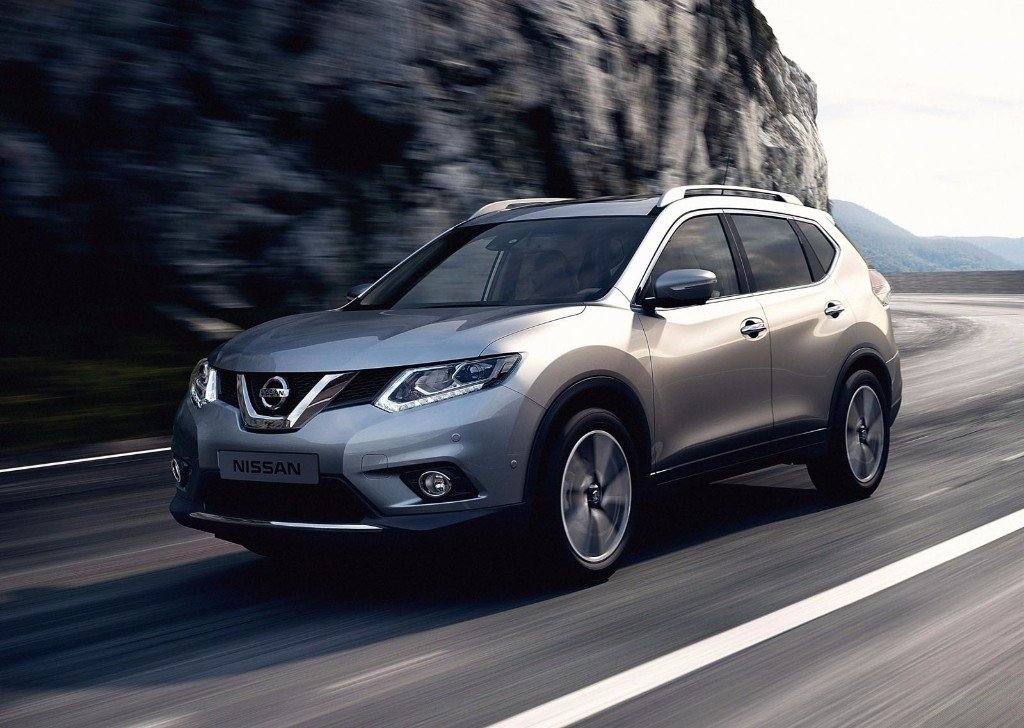 Nissan X-Trail Connect Edition