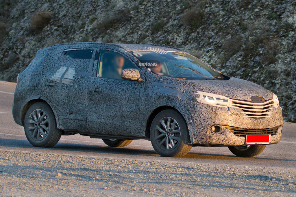 Renault Kadjar híbrido enchufable para 2018