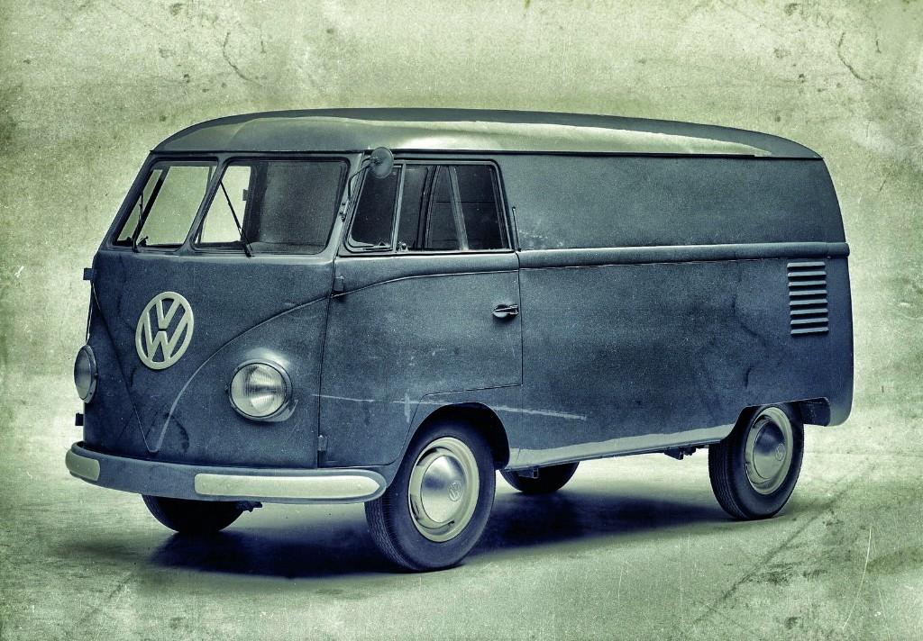 Volkswagen Transporter: el icono original celebra su 65º Aniversario